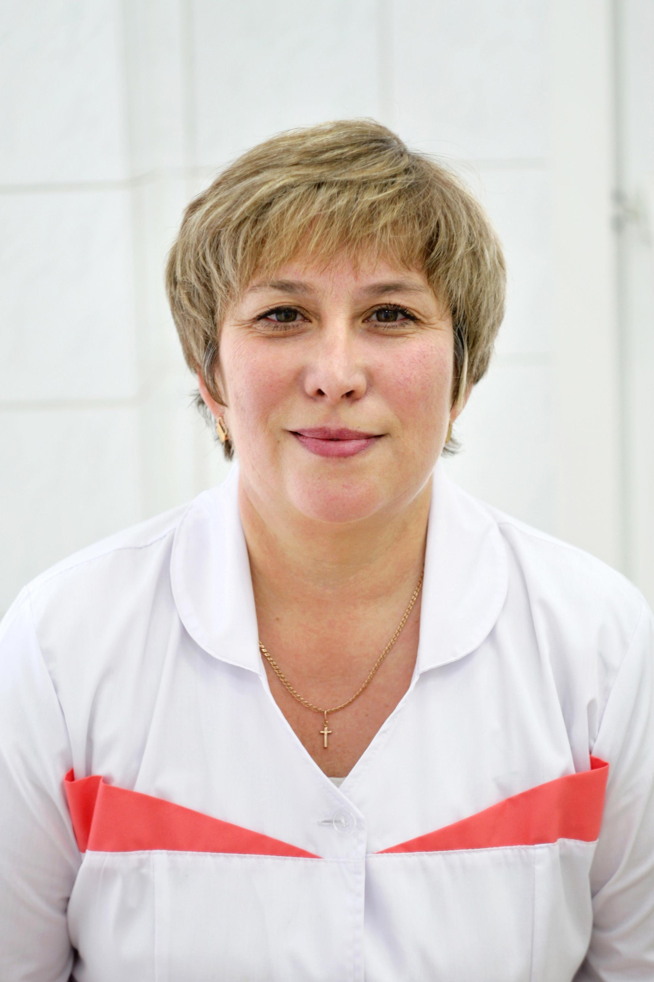 Мажонис Надежда Анатольевна